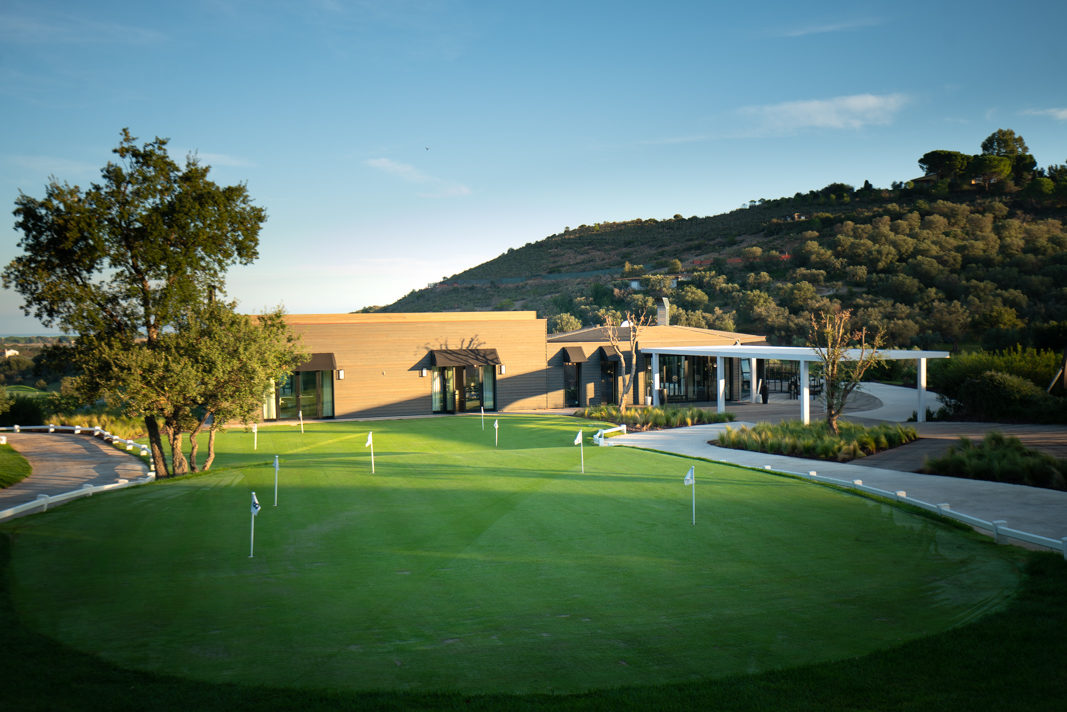 Argentario Golf Resort & Spa klubbhus